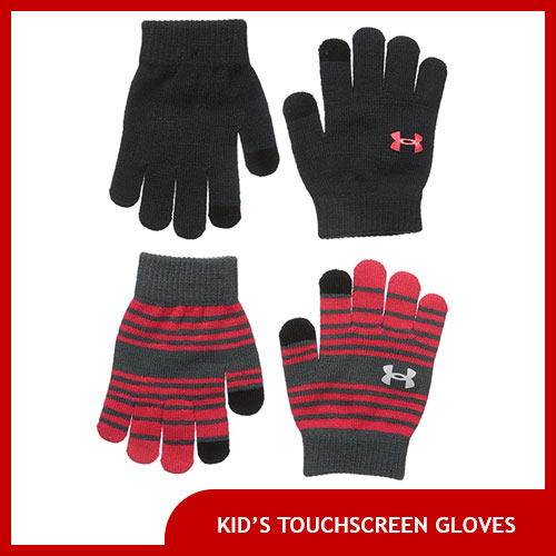 Best Kid's Touchscreen Gloves