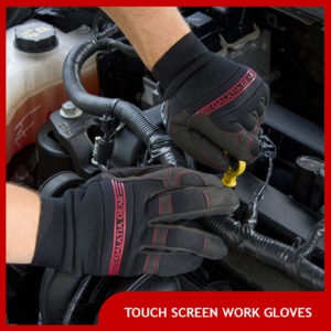 Touch Screen Work Gloves for Men and Women