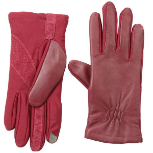 isotoner-women-leather-glove