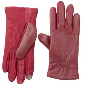 isotoner-women-leather-glove