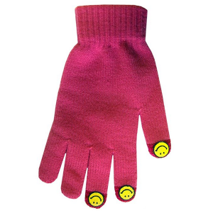 pinky-smiley-gloves