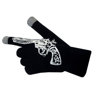 Pistol Touchscreen Gloves