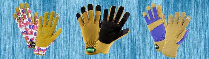 Best Touchscreen Gloves for Gardening  & Landscaping