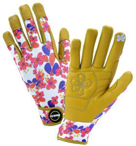 ladies miracle-gro garden touchscreen gloves