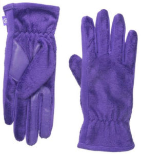 Isotoner Women's Smartouch Teddy Glove