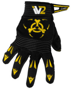 IV2 Biohazard Touchscreen Sporting Gloves