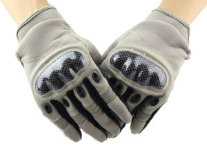 Tirain Men's Motorcycle Touch Screen Gloves