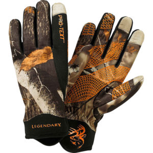 Legendary Whitetails Spider Web II Pro-Texting Gloves for Hunting