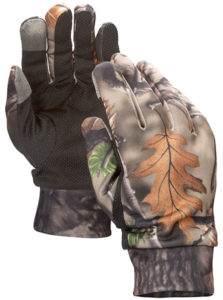 North Mountain Gear Camouflage Hunting Texting Gloves