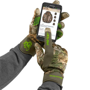 Touch Screen & Texting Gloves for Hunting