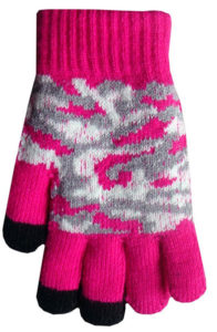 Boss Camo Touch Screen Gloves