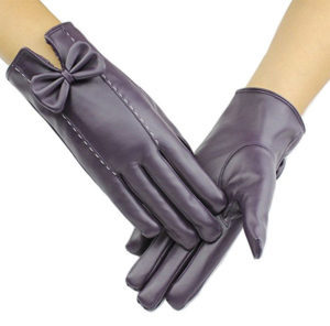 D. King Women's Touch Screen Driving Gloves