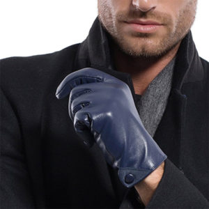 MATSU Nappa Leather Driving Gloves