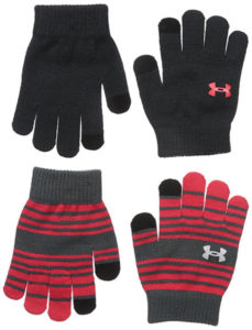 Under Armour Kids' Chillz Tech Gloves