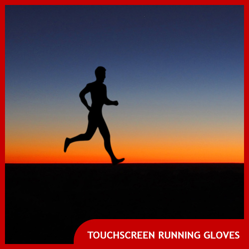 Touchscreen Running Gloves